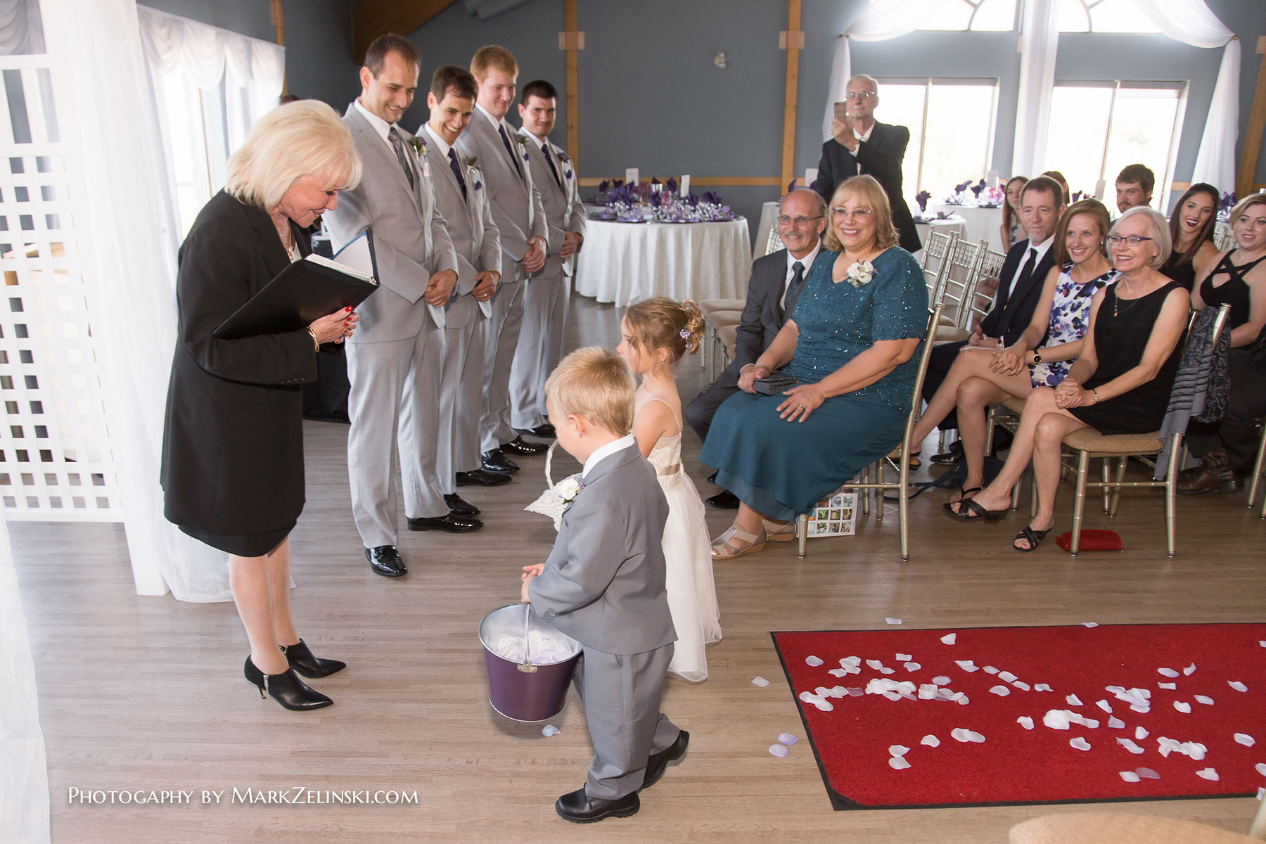 non-denominational wedding