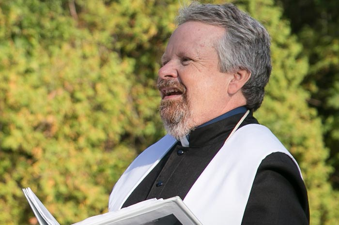 Reverend Ted Vance Wedding Officiant